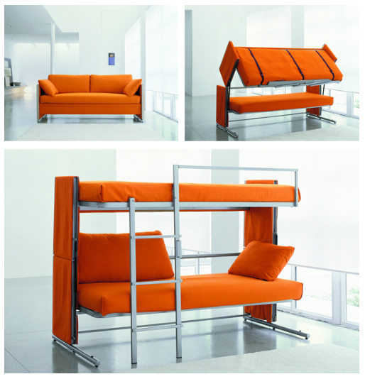 bunk bed sofa ide bisnis unik unique business ideas. Black Bedroom Furniture Sets. Home Design Ideas